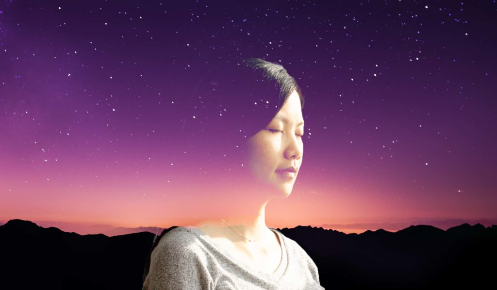 Image symbolising the problem with meditating before beditme.