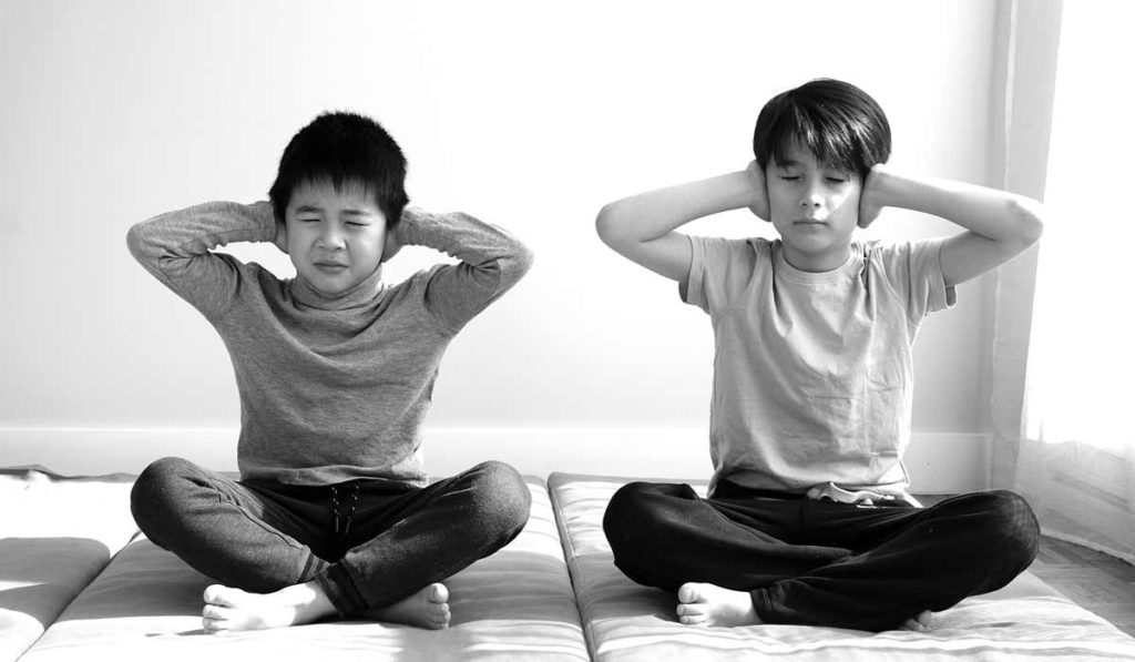 Bhramari pranayama is an excellent yoga practice your kids will love.